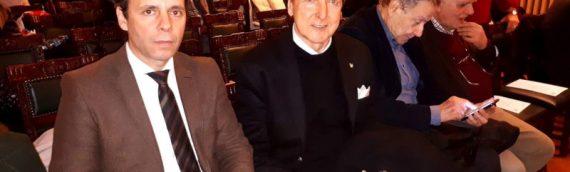 Το Λ.Ε.Υ.Κ.Ο. σε συναυλία χορωδίας Δωματίου, που διοργάνωσε η Ρουμανική Πρεσβεία στον Φιλολογικό Σύλλογο Παρνασσό