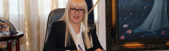 Η ΑΝΔΡΙΑΝΟΥ – ΠΑΠΑΪΣΙΔΩΡΟΥ ΡΙΤΣΑ (ΚΑΛΟΜΟΙΡΑ) Επικεφαλής του Ψηφοδελτίου των Ευρωεκλογών στο Λ.Ε.Υ.Κ.Ο.