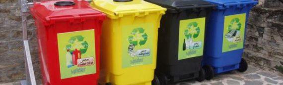 Κυκλική Οικονομία, Διαχείριση απορριμμάτων, Ανακύκλωση