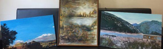 Έκθεση ζωγραφικής Ελλήνων καλλιτεχνών στο λιμάνι του Αμβούργου