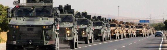 Το Λ.Ε.Υ.Κ.Ο. καταδικάζει την στρατιωτική εισβολή τουρκικών στρατευμάτων στη Συρία